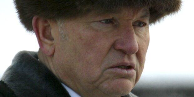 Moskaus Ex-Bürgermeister in Wien
