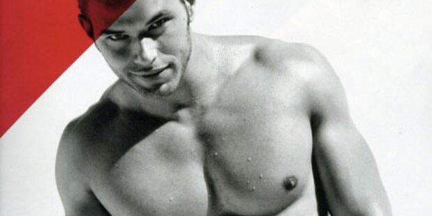 Twilight-Star unverschämt sexy für CK