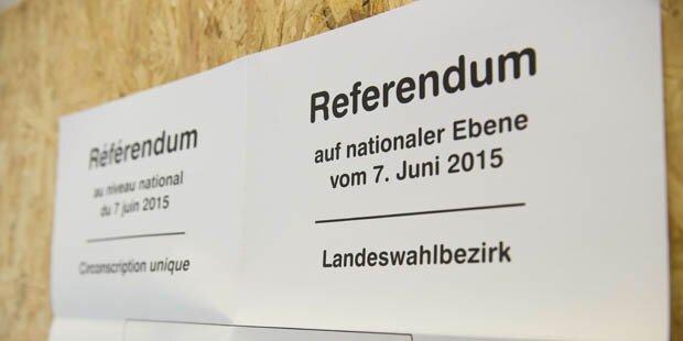 Luxemburg lehnt Ausländerwahlrecht ab