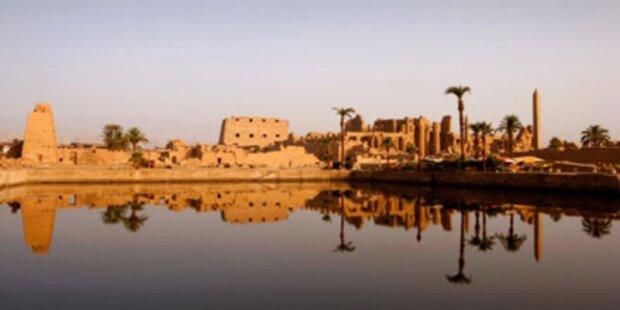 Ägypten lockt mit 1001 Nacht