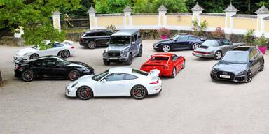 Carsharing mit Luxus-Autos startet