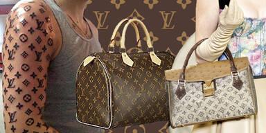 Echtes Louis Vuitton Tattoo