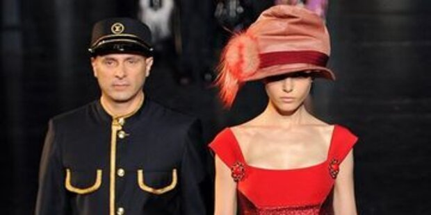 Pompöses Reisen: Louis Vuitton HW 2012/13