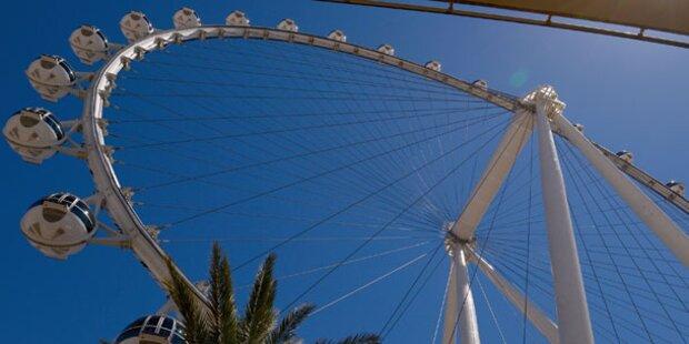 Das ist das höchste Riesenrad der Welt