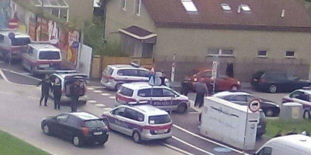 Türke bedrohte eigene Tochter mit Waffe