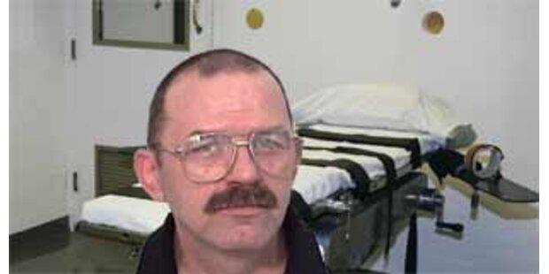Nach Exekutionspause - Mörder in USA hingerichtet
