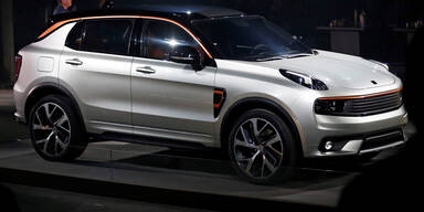 Edles China-SUV will Weltmarkt erobern