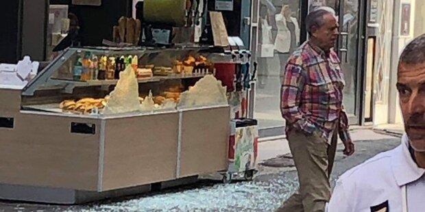 Explosion in Fußgänger-Zone: Mehrere Verletzte in Lyon