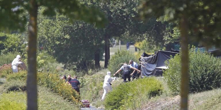 Lyon: Toter bei Anschlag in Fabrik