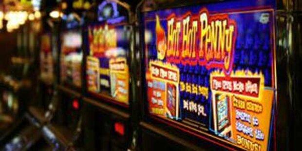 Schwer Bewaffnete rauben Casino aus