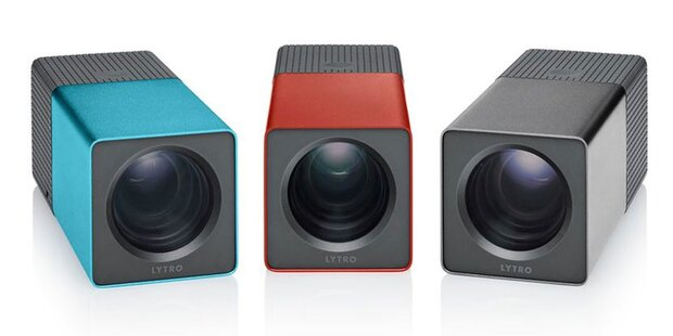 Kamera-Start-up Lytro sperrt zu