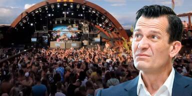 Mega-Cluster nach Festival: Das sagt Mückstein