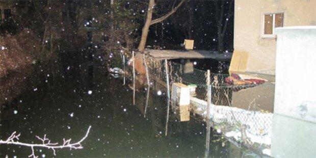 14 Grazer Gebäude wegen Defekts geflutet