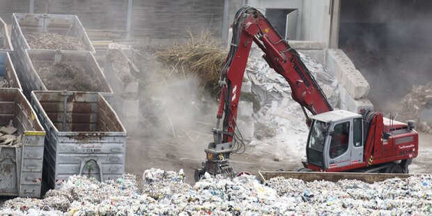 Leiche in Wiener Müll entdeckt