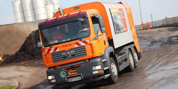 Vorarlbergerin von Müllwagen überrollt