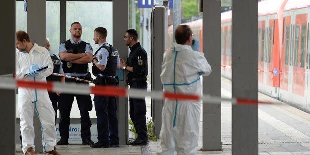 S-Bahn-Täter kommt in psychiatrische Klinik