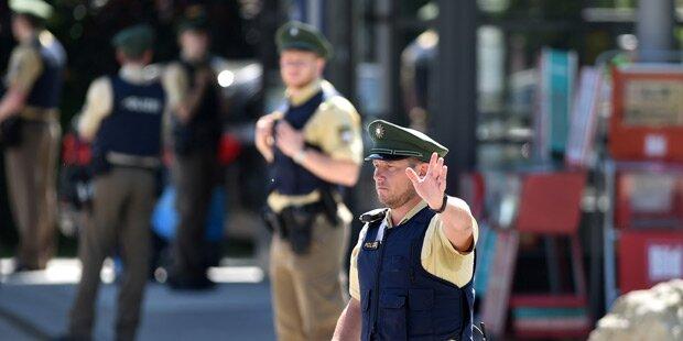 München: Täter schoss gesamtes Magazin leer
