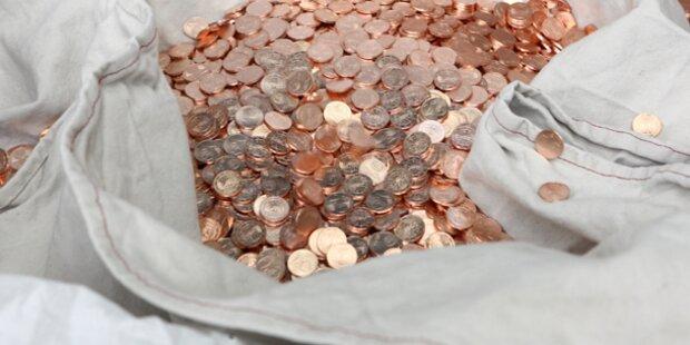 20 Kilo Schmuck und Münzen gestohlen