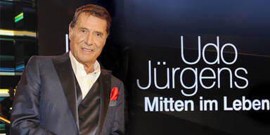Udo Jürgens Show zum 80. Geburtstag
