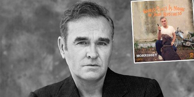 Morrissey will keinen Weltfrieden
