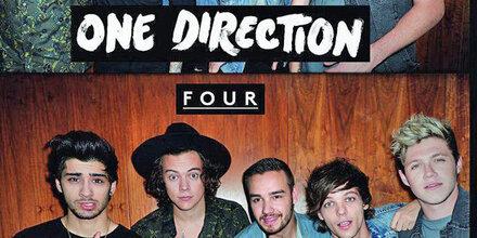 "One Direction: Neues Album ""Four"""