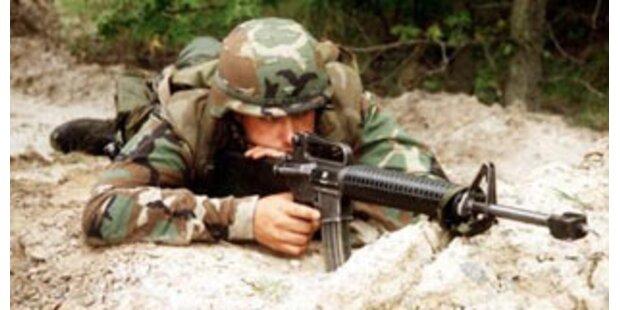 USA liefern afghanischer Armee 50.000 Gewehre