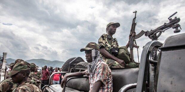 Kongo: M23-Aufstand niedergeschlagen