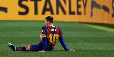 Messi-Leak: Droht Barca jetzt der CL-Ausschluss?
