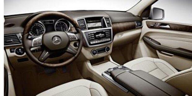 Neue Mercedes M-Klasse im Fahrbericht