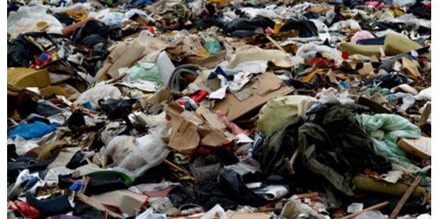 20 Fälle von illegaler Müllentsorgung