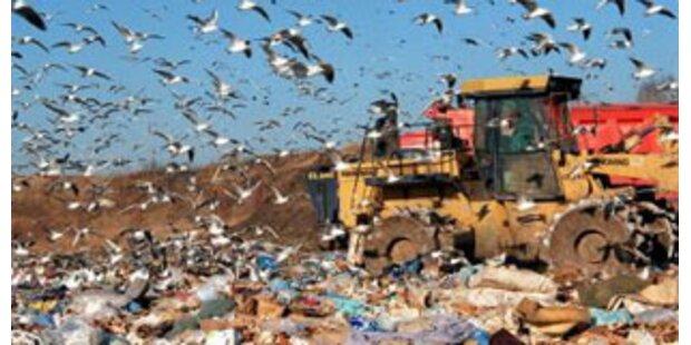 EU will Wachstum der Müllberge bremsen