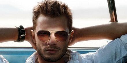 Die Top 15 der Männer-Models