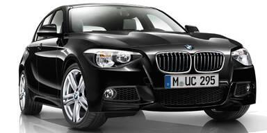 Neuer 1er BMW: M-Paket und Sparmeister