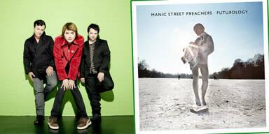 "Manic Street Preachers mit Album ""Futurology"""