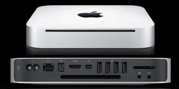 Apple startet seinen neuen Mac mini