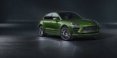 "Porsche bringt den ""neuen"" Macan Turbo"
