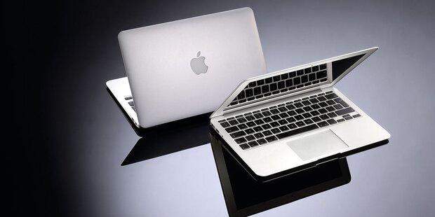 Apple gesteht schweren MacBook-Fehler ein
