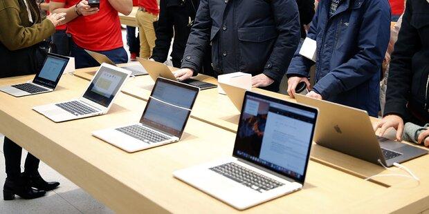 Es gibt wieder Rabatte auf MacBooks & iPads