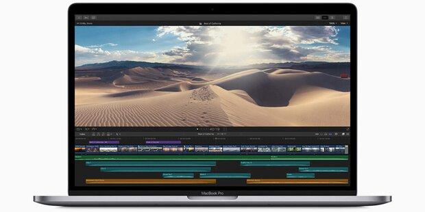 Schnellstes MacBook aller Zeiten kostet 7.779 Euro