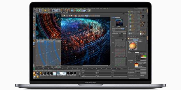 Neues MacBook Pro teurer als neuer Kleinwagen
