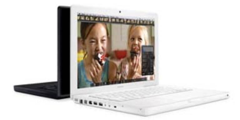 Apple stellt klammheimlich neue MacBooks vor