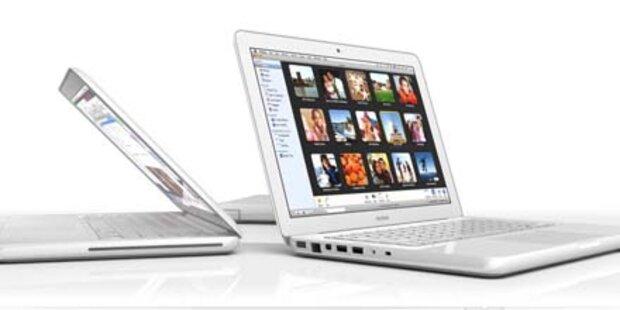 Neues Apple MacBook mit langer Laufzeit
