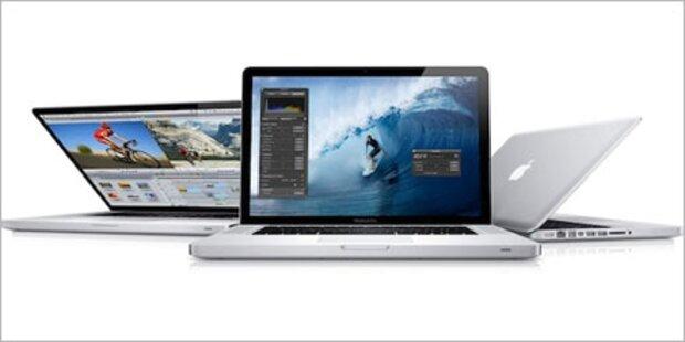 Alle Infos vom neuen MacBook Pro