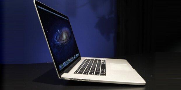 Apple macht wieder bei Umweltsiegel mit