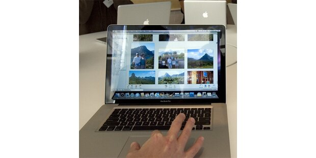 Neue Apple-Notebooks bleiben teuer