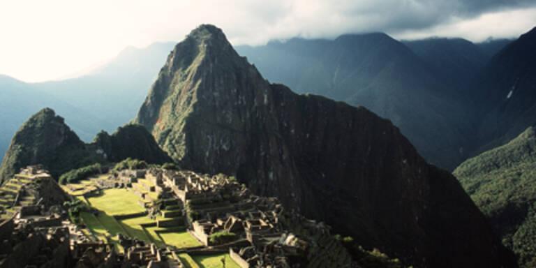Ekel-Aktion in Machu Picchu: Sechs Touristen festgenommen