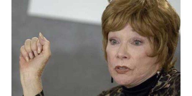 Shirley MacLaine stellt Memoiren vor