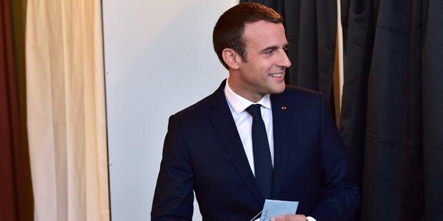 Das sind Macrons Pläne für Frankreich