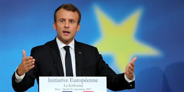 Macron fordert
