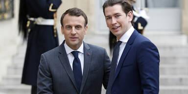 Macron Kurz